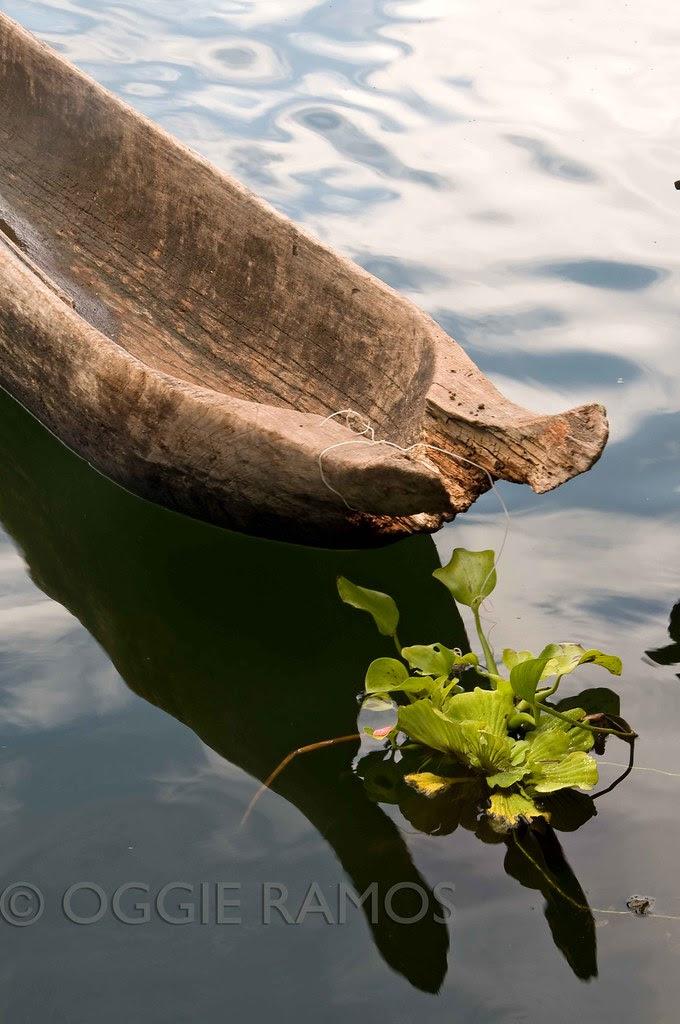 Lake Sebu - Boat and Lily