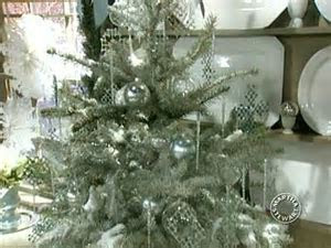 White Flocked Tree Videos   Home & Garden How to's and