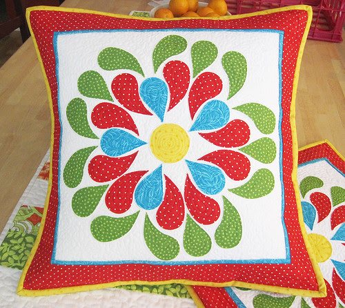 Applique Pillow