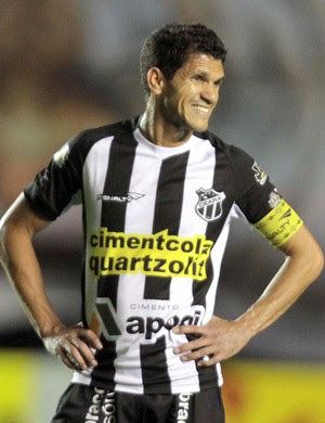 Magno Alves, Ceará x Vila Nova (Foto: Carlos Costa / Agência Estado)