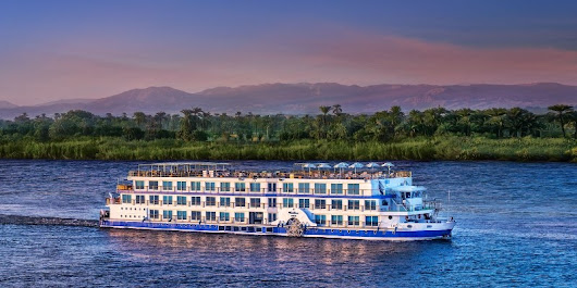 The Oberoi Philae Nile Cruise at New Year