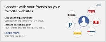 Facebook Social Web