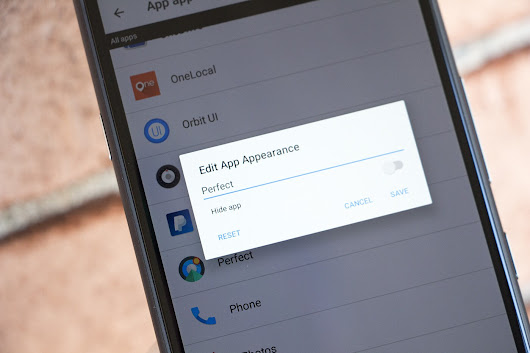 You can now hide and rename apps with the latest BlackBerry Launcher update