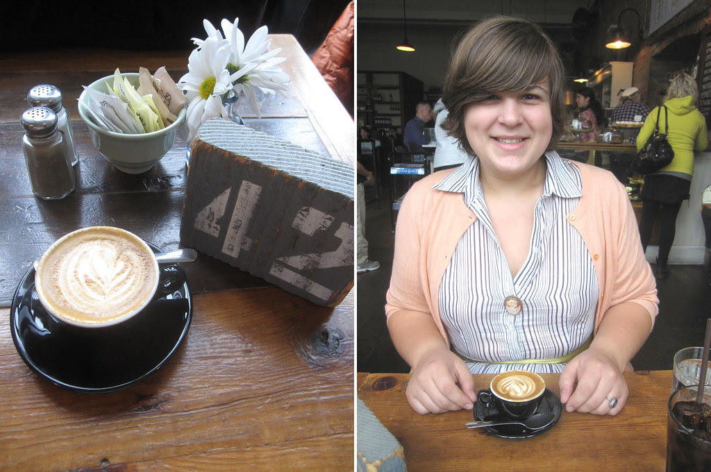 Daria Souvorova Sweet Daria's Seattle