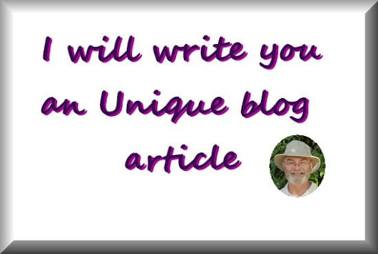 klagoosh : I will write an unique blog article for you for $10 on www.fiverr.com