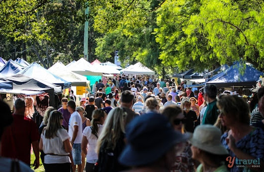 Visit the Bellingen Markets on Your Next Road Trip from Sydney to Brisbane
