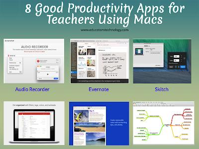Mac Productivity Apps for Teachers