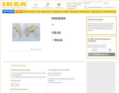 landkartenblog ikea weltkarte premi r spricht kein deutsch. Black Bedroom Furniture Sets. Home Design Ideas