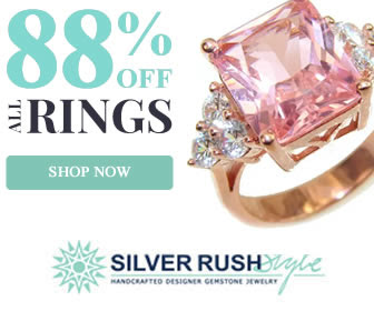 Happy Mother's Day - up to 45% OFF on All Our Jewelry