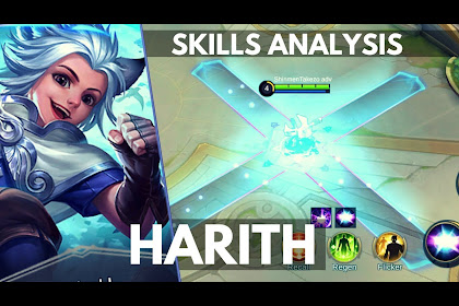 Harith Mobile Legend Wallpaper Hd