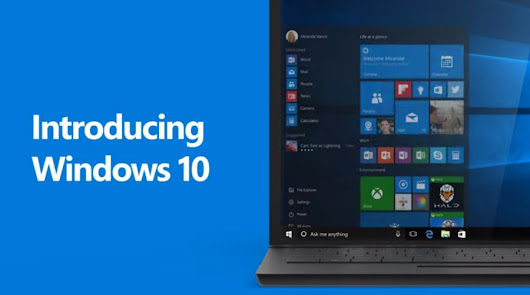 #CountdownTo10 - 10 Reasons Why One Should Upgrade To Windows 10