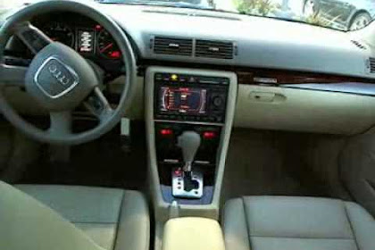 2007 Audi A4 20t Quattro Sedan 4d