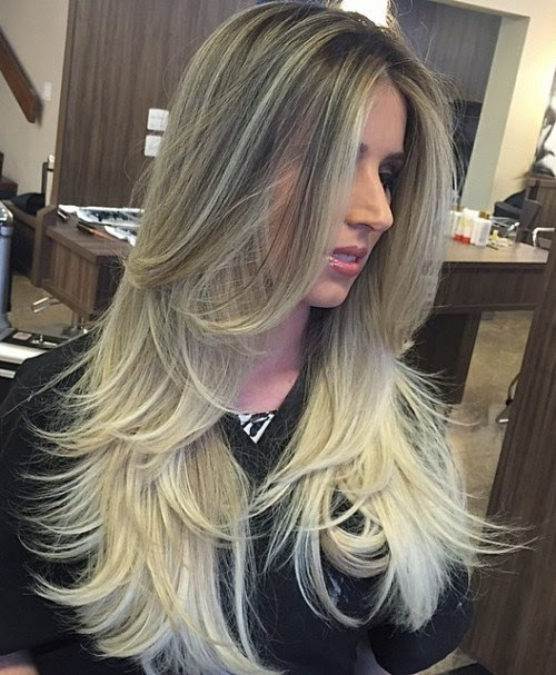 New Ideas 34 Long Hairstyle Blonde Layers