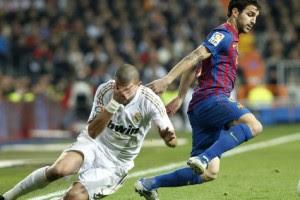 Реал проиграл Барселоне очередное Эль-Классико