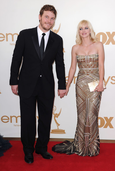 Chris Pratt - 63rd Annual Primetime Emmy Awards - Arrivals