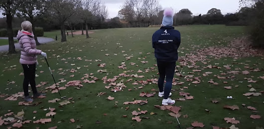 English Golfer Makes Hole-In-One During Her First Golf Lesson [Video]