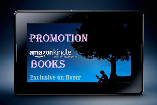 jhon84 : I will promote and market your amazon kindle book over one million real uk usa readers for $5 on www.fiverr.com