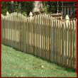 PHOTOS WOOD FENCING - BRYANT FENCE COMPANY