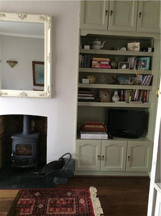 Farrow and Ball Cornforth White and French Grey