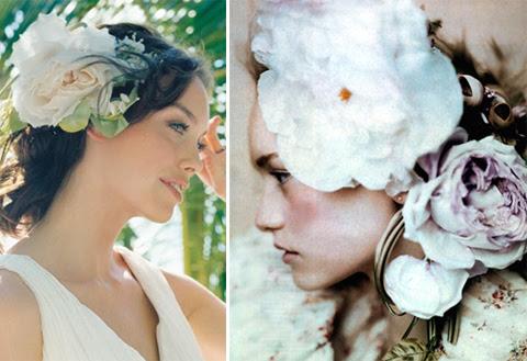 Fake flowers for hair best image of flower mojoimage silk flowers hair gallery flower decoration ideas mightylinksfo