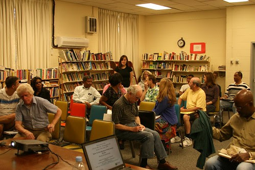 CPCUG meeting in the Cleveland Park Library