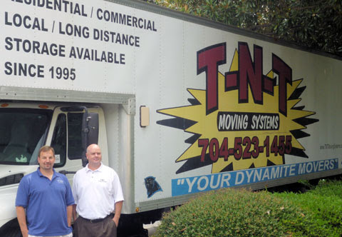 Get A Moving Quote Fast from the Most affordable Movers in Charlotte! | T-N-T Moving Systems - Charlotte's Best Moving Company