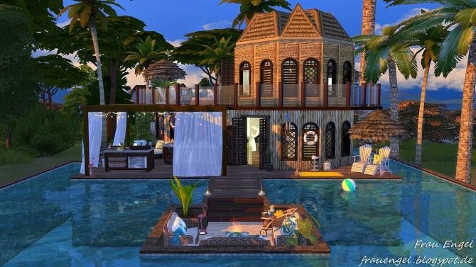 Vacation Paradise house by Julia Engel at Frau Engel ...