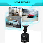 Iuhan H-7 Full HD 1080P Car DVR Vehicle Camera Video Recorder Cam With 3.0 Inch Screen