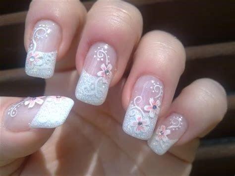 Wedding Nail Designs   YouTube