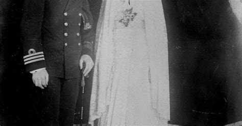 Princess Patricia of Connaught on the day of her wedding