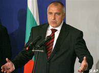 Οργισμένος ο Βούλγαρος πρωθυπουργός Μπόρισοφ με τον προκάτοχό του, Στάνισεφ