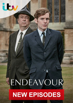 Masterpiece Mystery!: Endeavour - Season 3