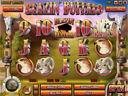 777 blazin buffalo rival casino slots dublin tournaments