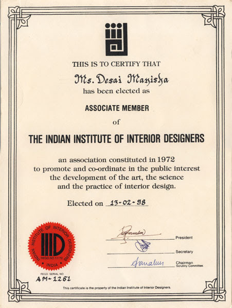 CREATIVE DESIGNS - COLLECTIONS, Interior Design