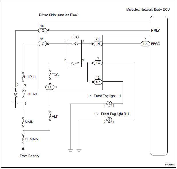Light Schematic Wiring Diagram