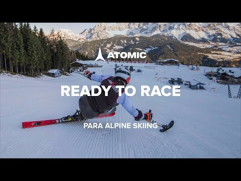 Ready to Race | Atomic supports Para Alpine Skiing - YouTube