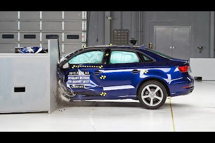Audi A3 8v Crash
