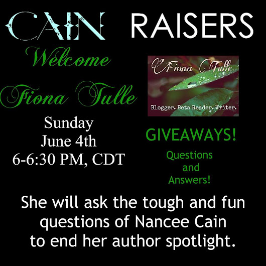 *Author Spotlight Announcement*