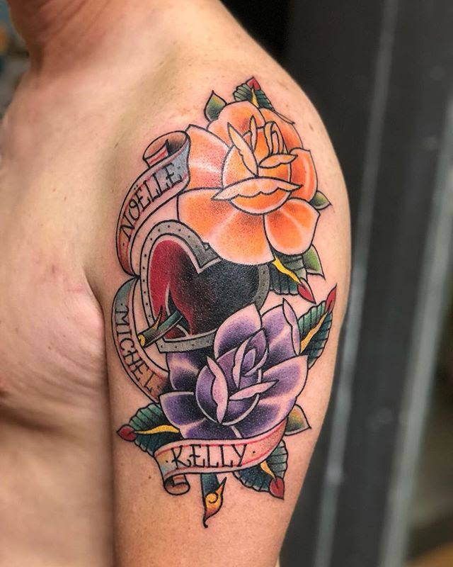 Coverup Tattoos By Remco Van Triest
