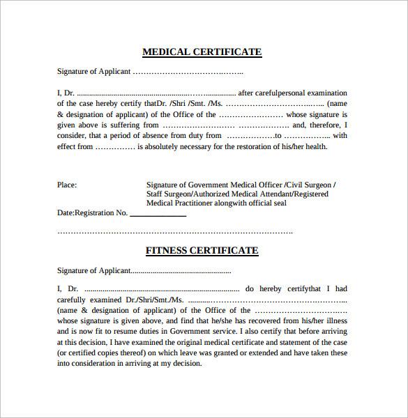 cover letter sample for medical officer