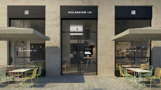 Moleskine's Brand Extension: A Café For The Creative | The Branding Journal