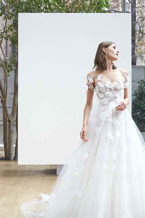 Oscar de La Renta Spring 2018 Wedding Dresses   Arabia