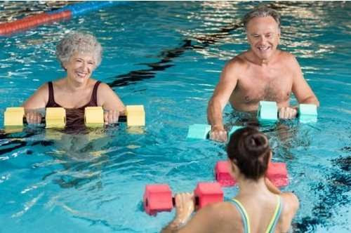 Aerobic Exercise Routine For Seniors • Just Fitness