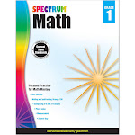 Spectrum Math Workbook, Grade 1 [Book]