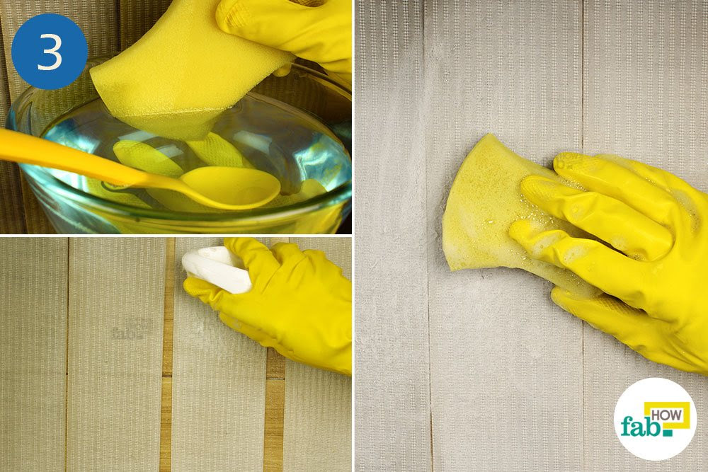 How to Clean Fabric Window Blinds- The Easy Way   Fab How