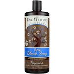Dr. Woods Naturals Black Soap - Shea Vision - Peppermint - 32 oz