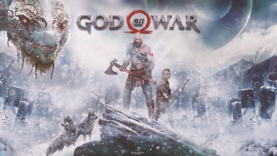 Ultra Hd God Of War Wallpaper