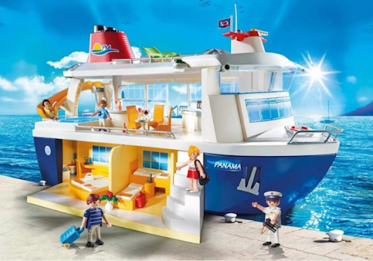 NEW PLAYMOBIL Cruise Ship Giveaway