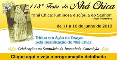 118ª Festa de Nhá Chica