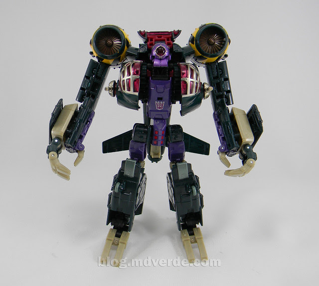 Transformers Lugnut United Voyager - modo robot
